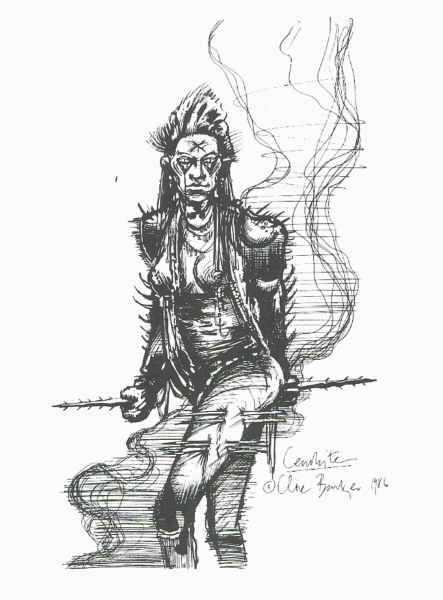 Clive Barker - Cenobite, 1986